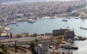 Районы Стамбула:район Кадыкёй Kadıköy