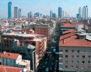 Районы Стамбула:район Кягытхане Kağıthane