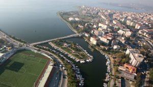 Районы Стамбула:район Кючюкчекмедже Küçükçekmece