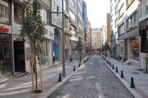 Районы Стамбула: Шишли Şişli