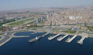 Районы Стамбула: Зейтинбурну Zeytinburnu