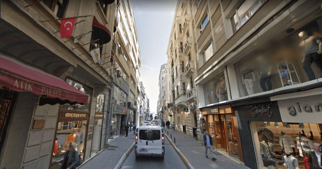 Шоппинг в Стамбуле Османбей