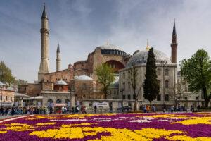 Собор Святой Софии, Стамбул, фото