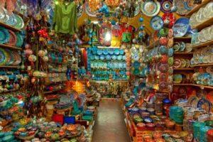 Гранд базар в Стамбуле (Kapalıçarşı)