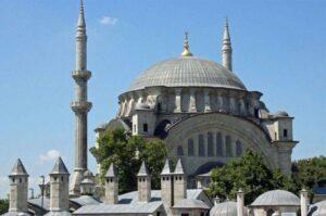 Мечеть Нуросмание Стамбул