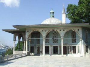 Дворец Топкапы в Стамбуле Павильон Багдат Bağdat Köşkü