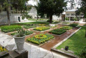 Дворец Топкапы в Стамбуле Четвертый двор