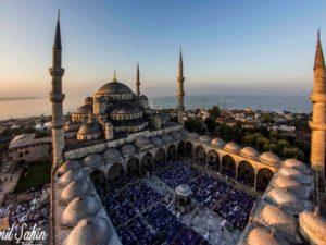 Голубая мечеть в Стамбуле мечеть Султанахмет