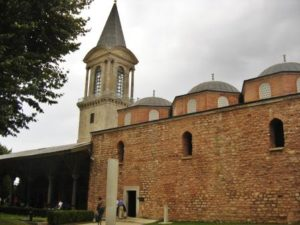 Дворец Топакапы в Стамбуле Казначейство