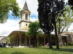 Площадь Дивана (Divan Meydanı)