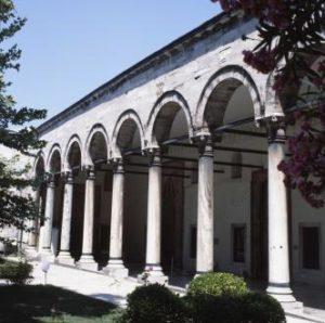 Дворец Топкапы в Стамбуле Сокровищница Султана Fatih Köşkü