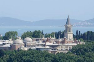 Дворец Топкапы в Стамуле Topkapı sarayı