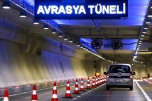Туннель Евразия в Стамбуле Avrasya Tüneli