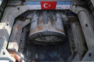 Туннель Евразия в Стамбуле Avrasya Tuneli