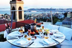 Ресторан 360 Istanbul в Бейоглу