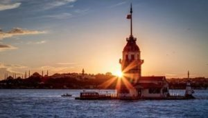 Девичья башня в Стамбуле