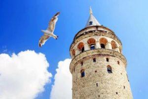 Галатская башня в Стамбуле (Galata Kulesi)