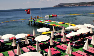 Пляжи на Принцевых островах Стамбул