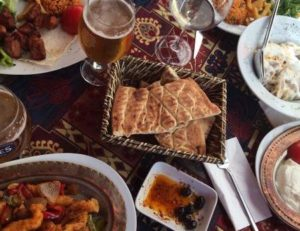 Old Ottoman Cafe & Restaurant в Султанахмет
