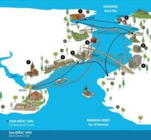 Туры по Босфору Стамбул