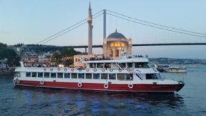 Тур по Босфору Стамбул Boğaz Turu