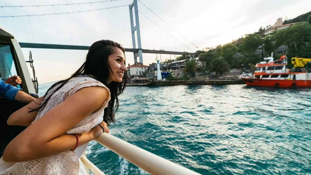 Туры по Босфору