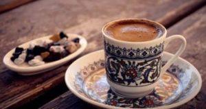 Турецкий кофе türk kahvesi