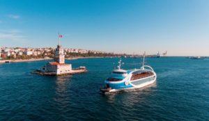 Бесплатный тур по Босфору Valide Sultan Gemisi