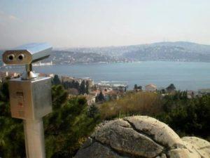Смотровые площадки Стамбула Улус Парк