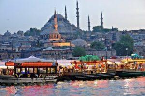 Эминёню в Стамбуле