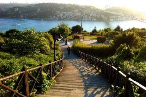 Лучшие смотровые площадки Стамбула