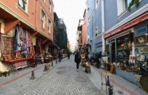 antikacılar sokağı kadıköy