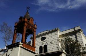 Армянская церковь в Мода armenian kilisesi