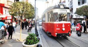 Улица Бахарие Кадыкёй Bahariye caddesi