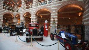 Музей Рахми Коча в Стамбуле