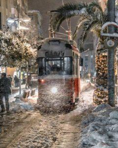 в Стамбул зимой что посмотреть