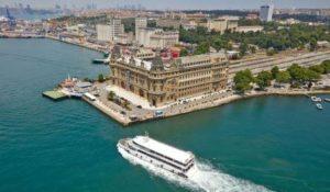 Кадыкёй достопримечательности Стамбул kadikoy