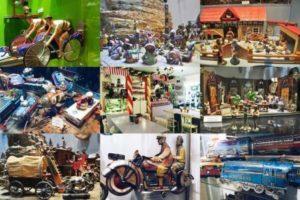 Стамбул зимой oyuncak muzesi