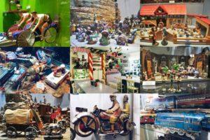Музей игрушек oyuncak muzesi