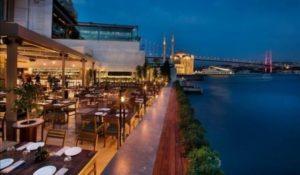 Capricorn Restaurant Ортакёй Стамбул