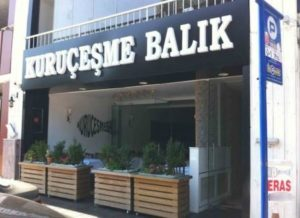 Kuruçeşme Balık Ортакёй Стамбул