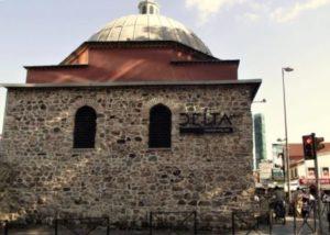 HüsrevKethuda hamami Ортакей Стамбул