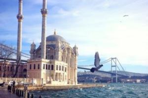 ortakoy camii Район Ортакей и мечеть Ортакёй в Стамбуле