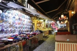 Рынок Ортакёй, Стамбул (Ortakoy carşi)