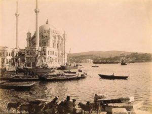 ortakoy cami Мечеть Ортакей Стамбул