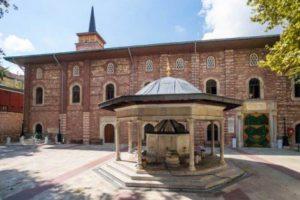 Арабская мечеть (Arap Camii)