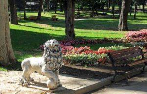 Парк Гюльхане (Gülhane Parkı)