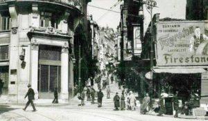 karakoy 1930 Каракёй Стамбул