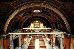 Церковь Св. Марии Драпери (Santa Maria Draperis Kilisesi)