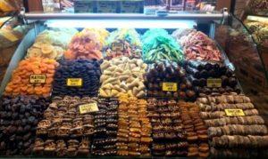 Египетский базар, Стамбул (Mısır çarşısı)